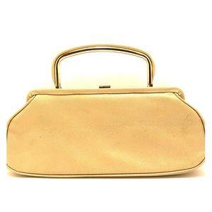 Handbags - Vintage Snakeskin Clutch Purse